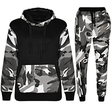 fb50e1ec5422 Mymixtrendz® Kids Boys Girls Unisex Plain Casual Tracksuit Sweat ...