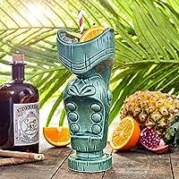 Boca Tiki tazas 510/600ml–cerámica hawaiano cóctel taza
