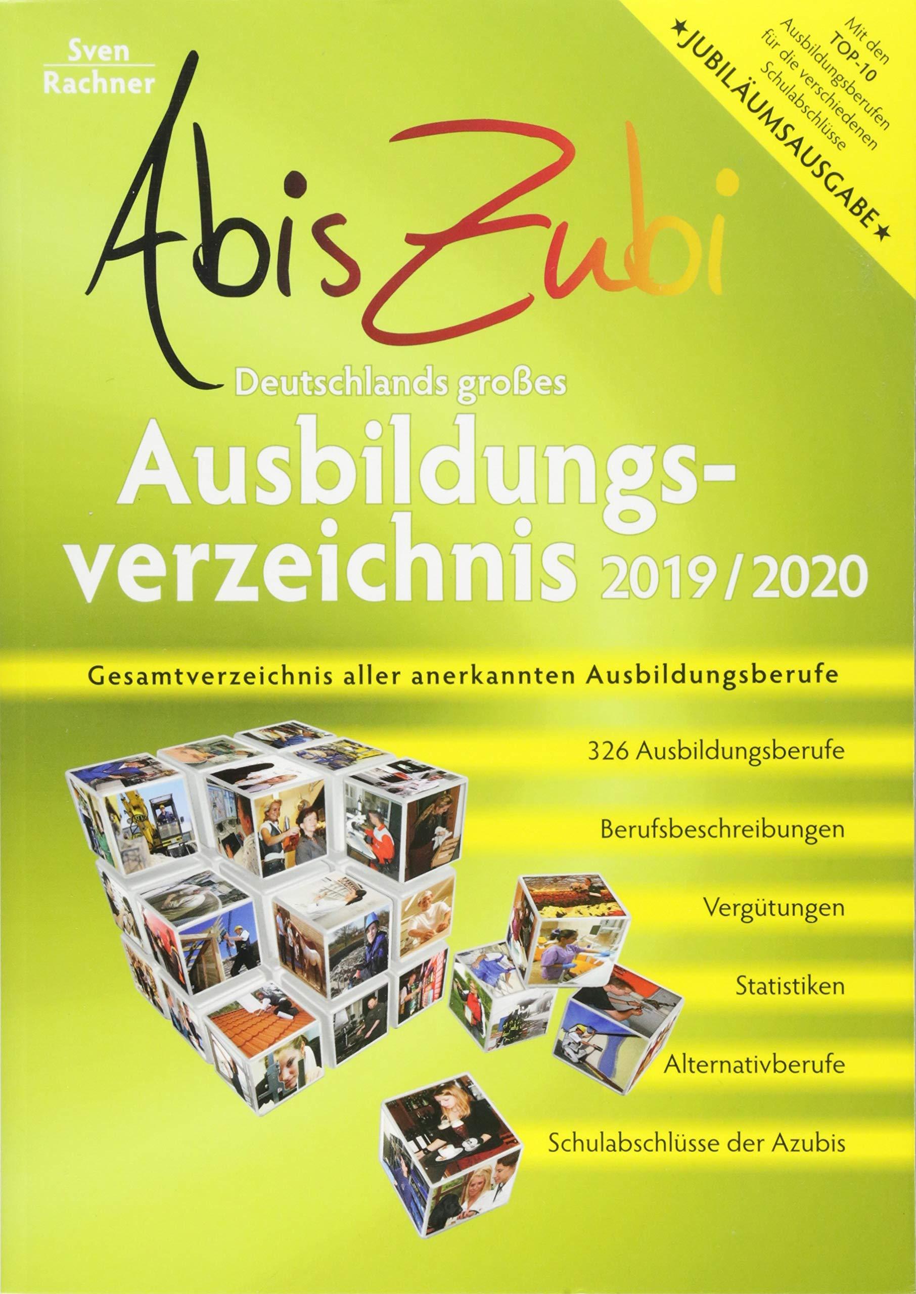 AbisZubi 2019 2020  Deutschlands Großes Ausbildungsverzeichnis