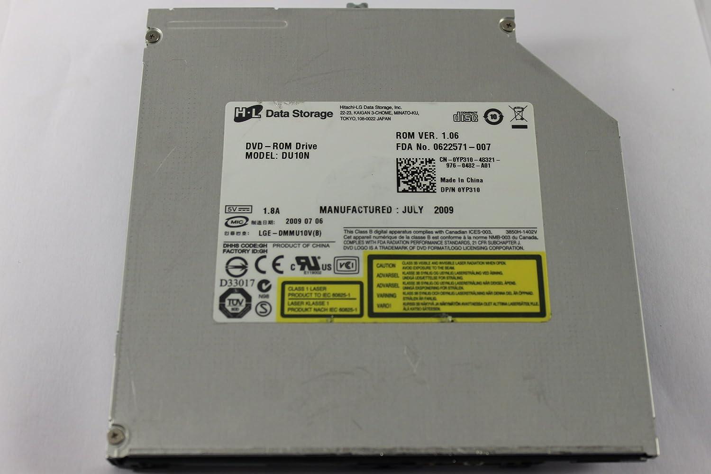 Dell DVD-ROM Drive DU10N YP310 Precision M6400