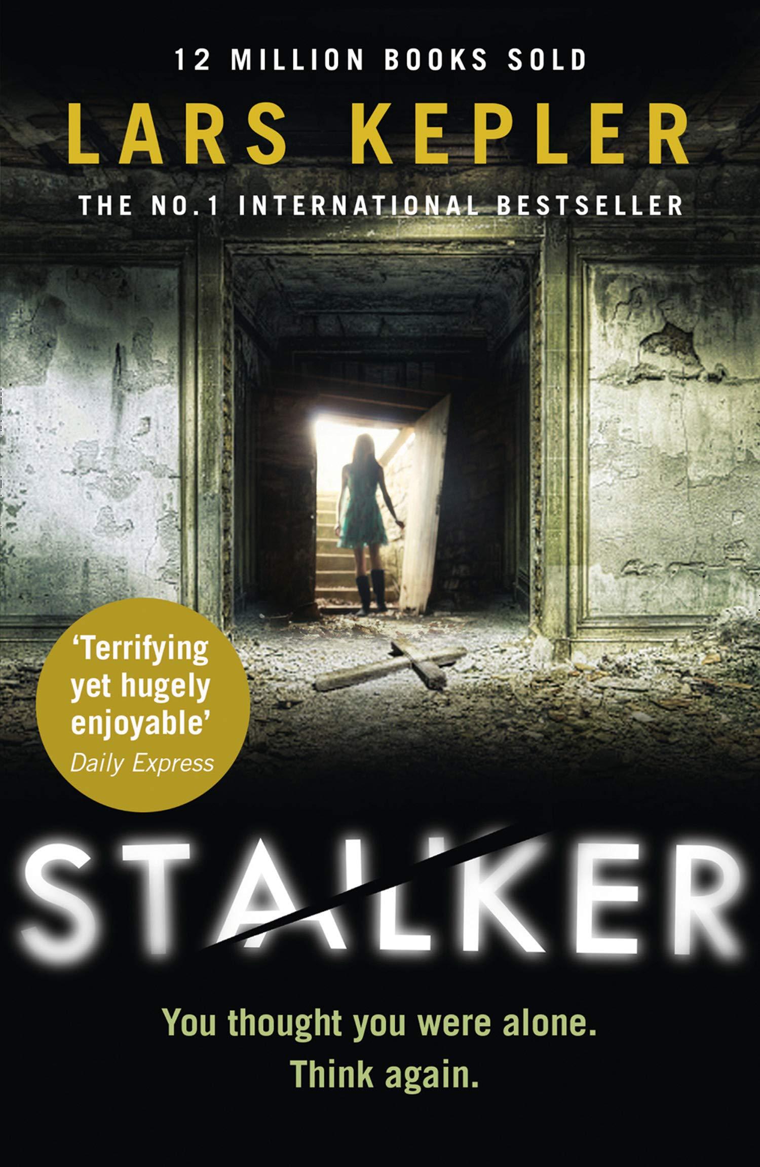 Stalker (Joona Linna, Band 5)