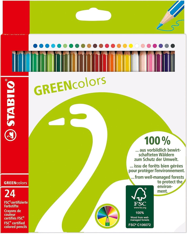Buntstifte mit 30 verschiedenen Farben NEU; K76 3810 STABILO color 30er Pack