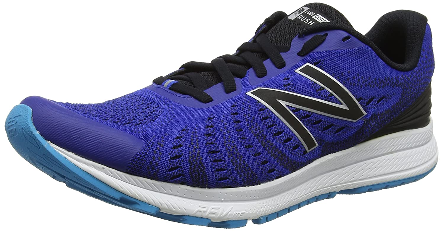 blueee (blueee) UK 9.5 New Balance Mens Runnung Rush V3 Trainers