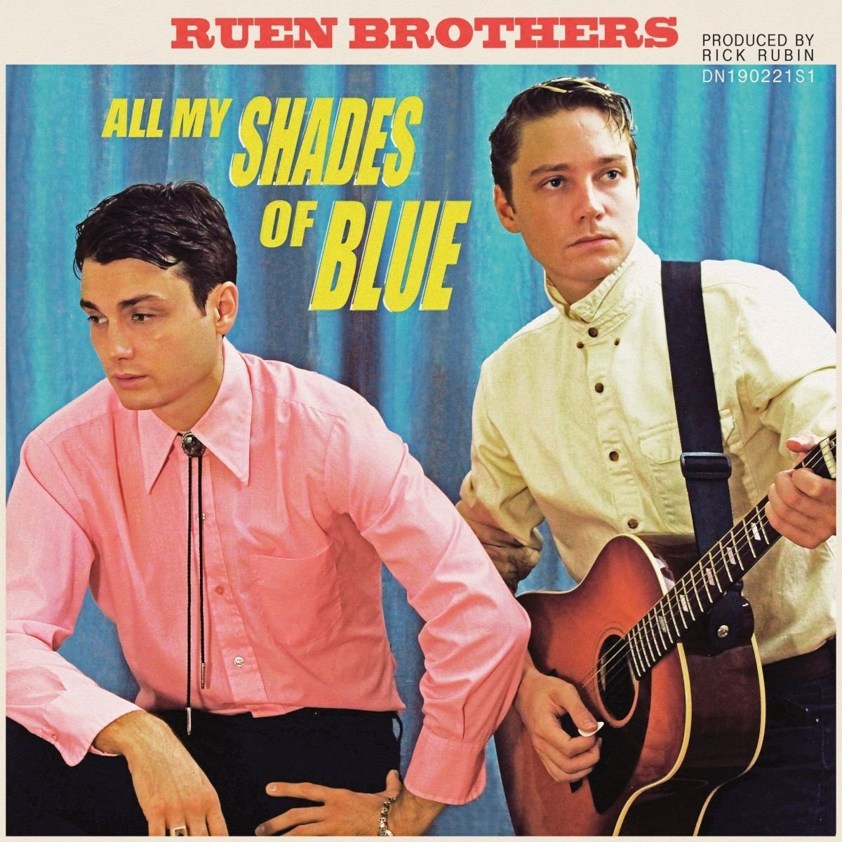 Ruen Brothers - All My Shades of Blue (2018) 81qgRxbWgEL._SL1200_