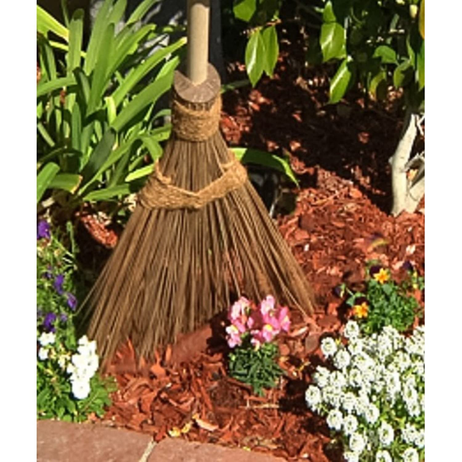 Amazon.com : Ultimate Innovations Ultimate Garden Broom : Garden ...