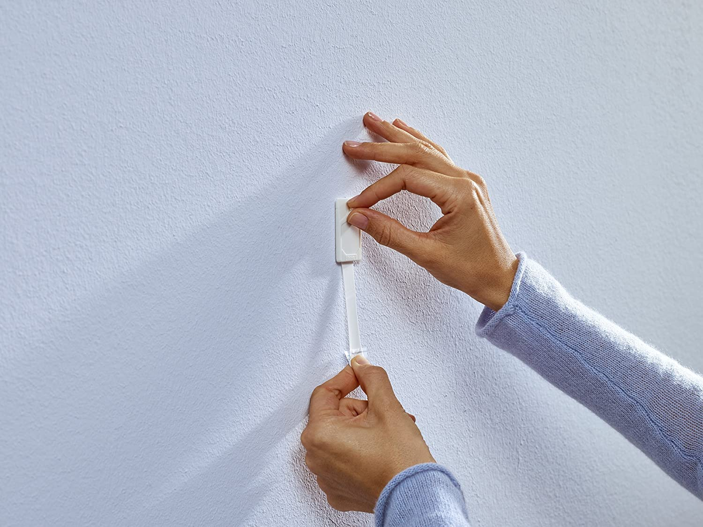 Goma s TESA 77772-00000 adhesivo Blanco, No permanente, Ampolla, 5 pieza