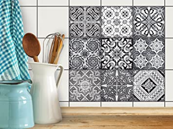 mosaico piastrelle autoadesive | adesivo design piastrelle adesivi ... - Mattonelle Adesive Per Cucina