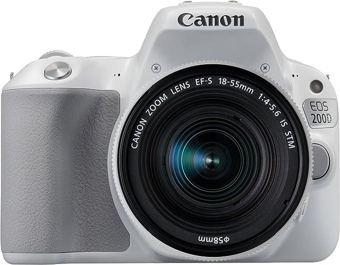 Canon Eos 200d Slr Digitalkamera 3 Zoll Kit Inkl Ef S Kamera