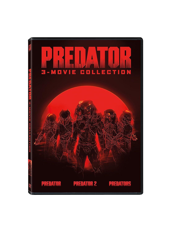 Amazon Com Predator Triple Feature Schwarzenegger Arnold Weathers Carl Carrillo Elpidia Movies Tv