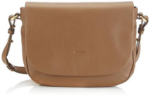 Womens Faro 1, Dark Brown, Cross Shoulder S Cross-Body Bag Bree