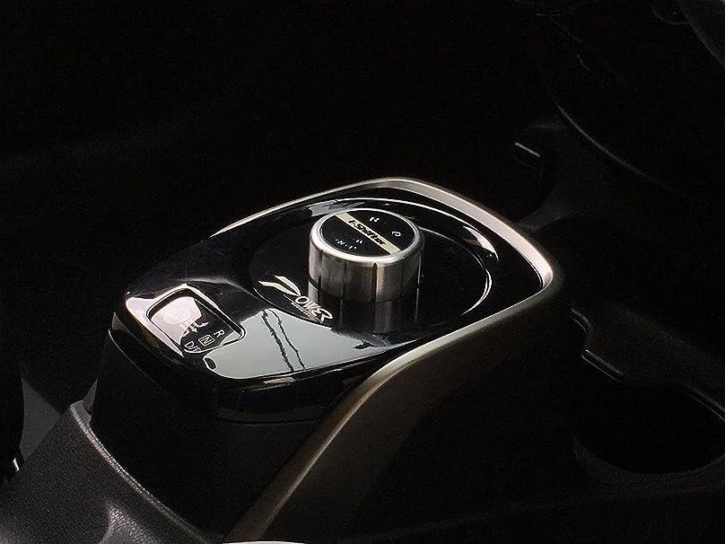 キャベツ知る摂動メルセデス ベンツ Mercedes Benz A GLA CLAクラス A180 GLA200 CLA260 2014-2016 車のセントラルコンソール収納ボックスパネル ABS シルバー