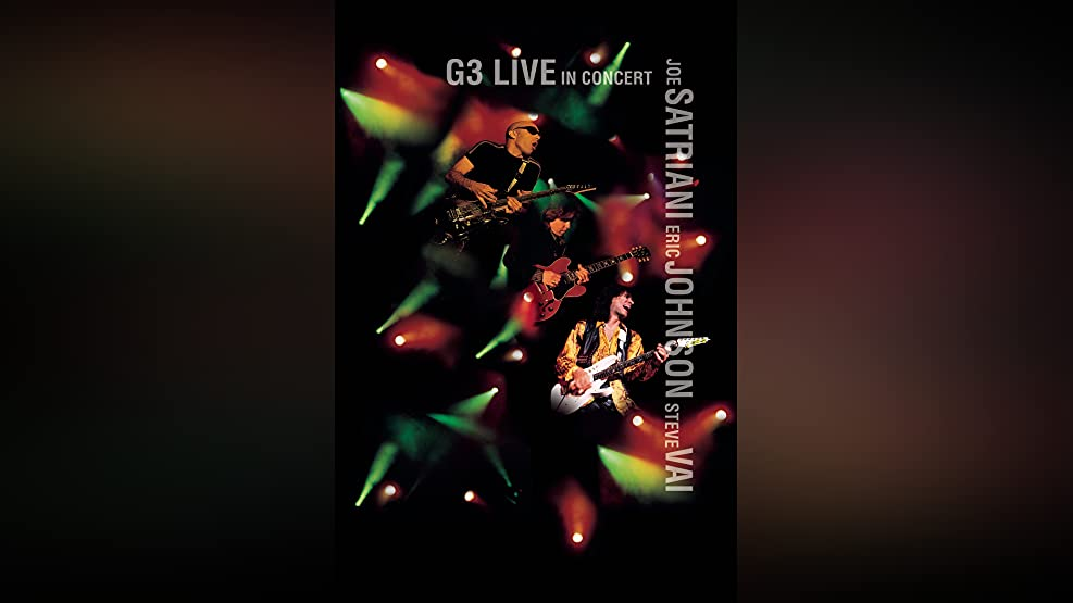 G3: G3 Live In Concert
