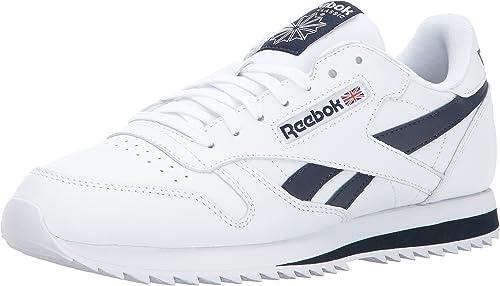 Reebok Men's Cl Leather Ripple Low Bp Fashion Sneaker
