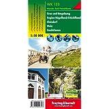 Graz und Umgebung - Region Hügelland-Schöcklland - Gleisdorf - Weiz - Raabklamm, Wanderkarte 1:50.000, WK 133, freytag & berndt Wander-Rad-Freizeitkarten