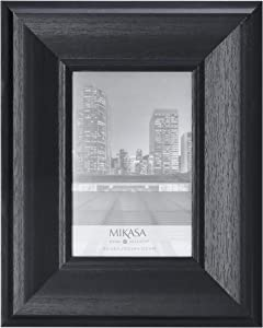 MIKASA Black Picture Frame, Assorted