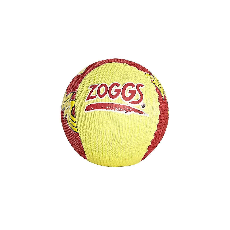 Zoggs Kinder Wonder Woman DC Super Heroes 5,1 cm Gel-Tauchball schwimmend Pool Spielzeug, Wasserspielzeug, Rot/Gelb, ab 3 Jahren 382444