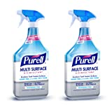 Amazon Price History for:PURELL Multi Surface Disinfectant Spray – Fragrance Free, 28 oz. Spray Bottle (Pack of 2) - 2846-02-EC