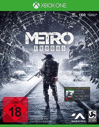 Metro Exodus [Day One Edition] - [Xbox One]
