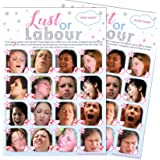 Labour or Lust Baby Shower Party Game (Unisex)