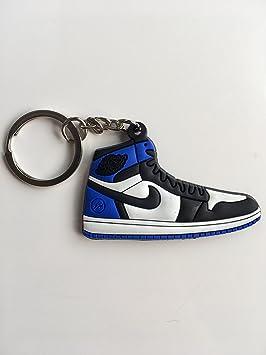 SneakerKeychainsNY Jordan Retro 1 OG Llavero de Zapatillas ...