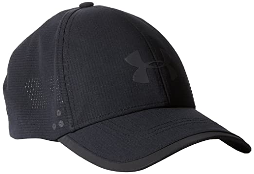 amazon under armour men flash cap bayou blue silver one size sports outdoors caps armor youth baseball hats uk