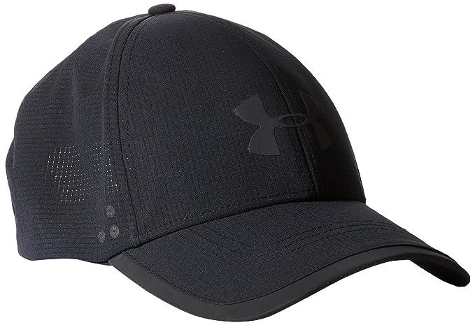 Under Armour Men s Cap (889362010328 Black)  Amazon.in  Clothing ... bb69c1f75416
