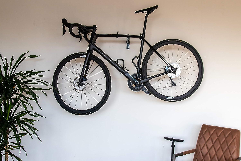 BBB 2977459301 Soporte de Pared Plegable para Bicicletas, Negro, Talla Única: Amazon.es: Deportes y aire libre