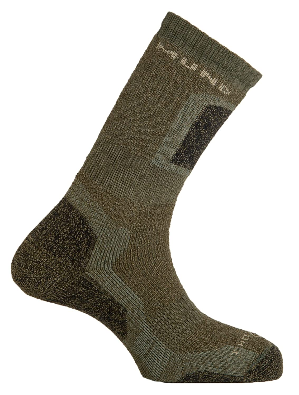 Kaki, EU 42-45 Mund Socks Calcet/ín Caza Extreme Invierno Thermolite/® Dos Capas