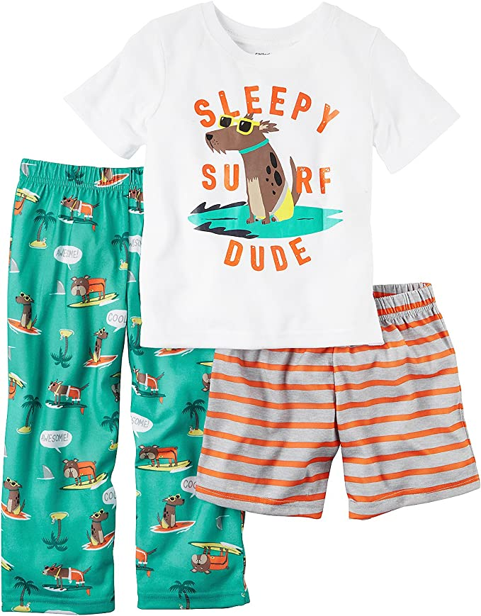 Carters Baby Boys 3 Pc Poly 343g080