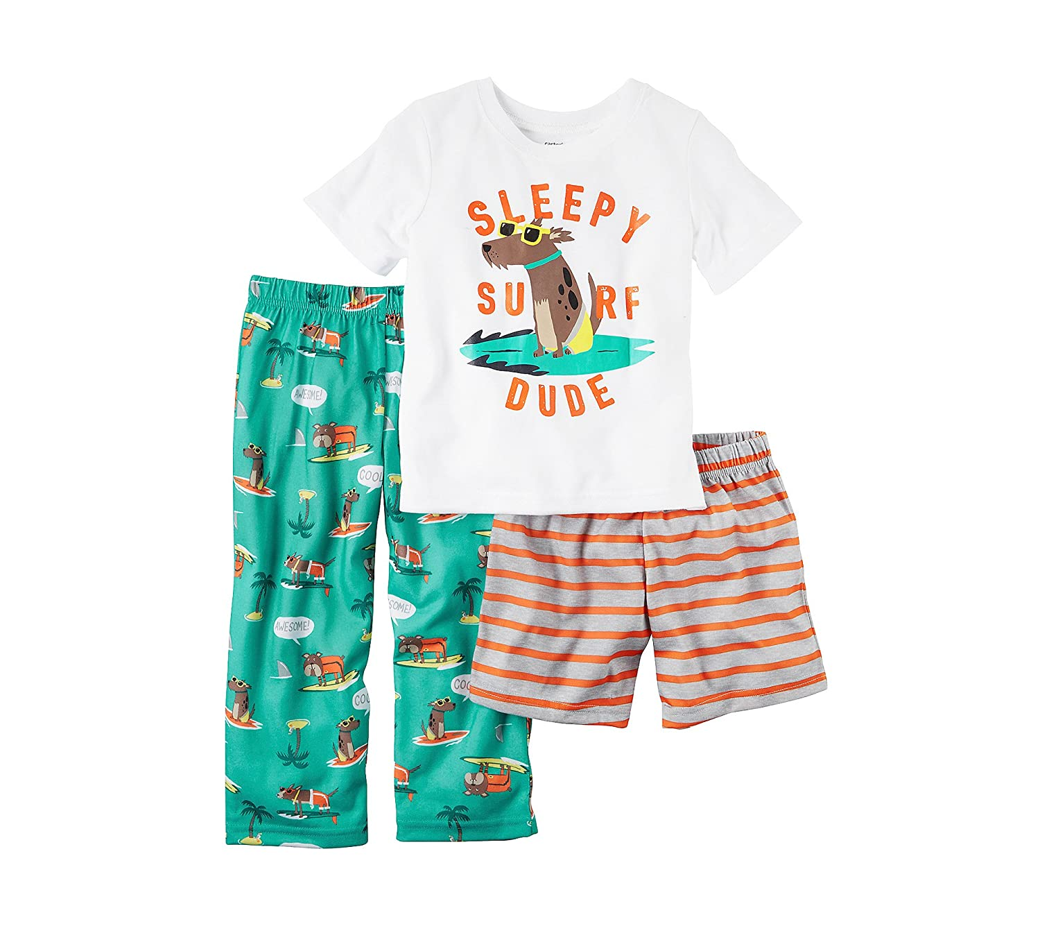 Carters Boys 3 Pc Poly 343g075 Carters