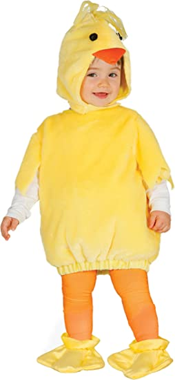 Guirca Disfraz Pollito Baby, Talla 6-12 Meses (85969.0): Amazon.es ...