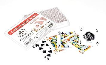 Amazon jeu cartes à jouer 54