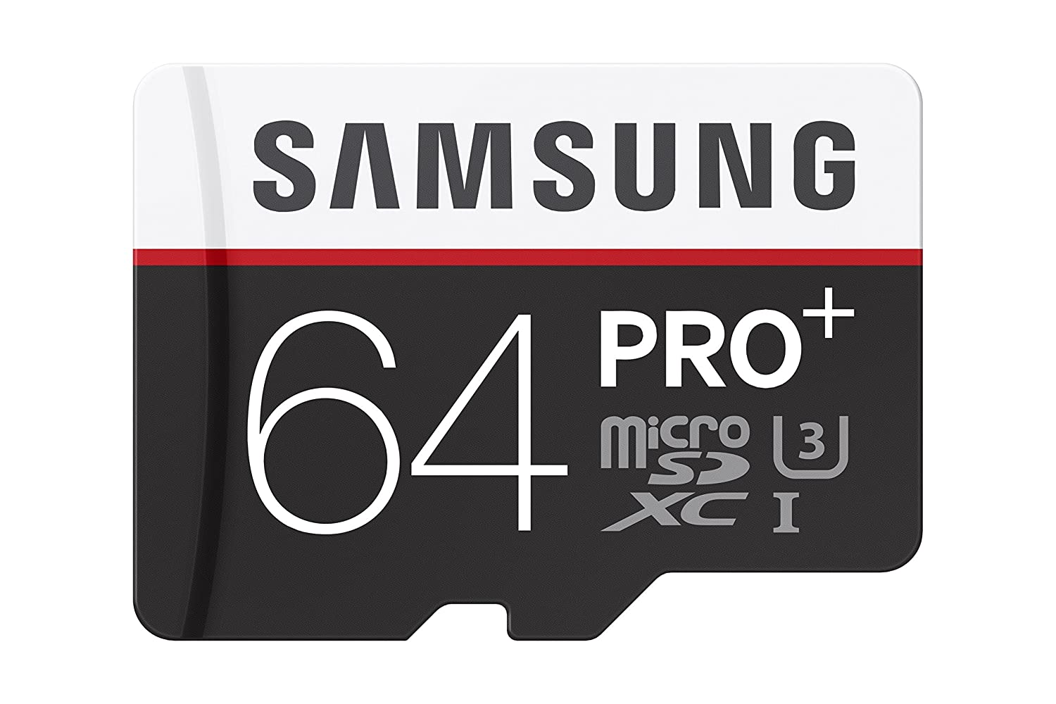 Samsung Pro Plus 64 Gb Micro Sdxc Memory Card     95 Mb/S Read, 90 Mb/S Write (Mb Md64 Da/Apc) by Samsung