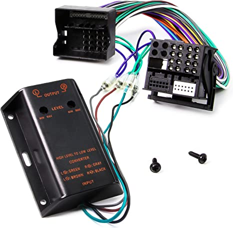 Adapter Universe Verstärker 2 Kanal Chinch Adapter Elektronik