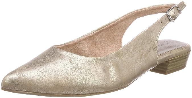 Tamaris 29400 Sandali con Cinturino alla Caviglia Donna Rosa Rose