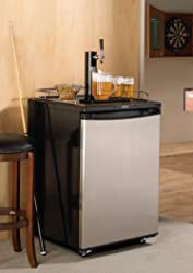 Danby DKC146SLDB 5.2 Cu. Ft. Chill'n Tap Keg Cooler