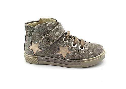 2431400 Mid Strappo Beige Bambina 2729 Taupe Primigi Scarpe Sneaker l1FTKJc