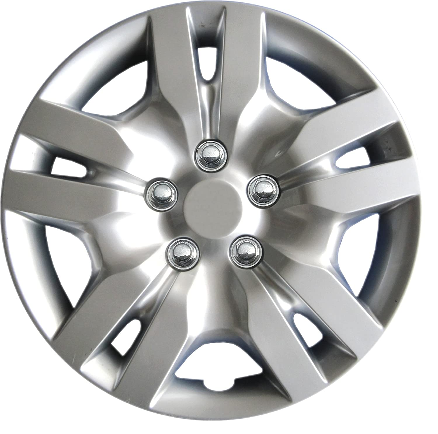 Drive Accessories 1036 Silver 16' ABS Plastic Aftermarket Wheel Cover