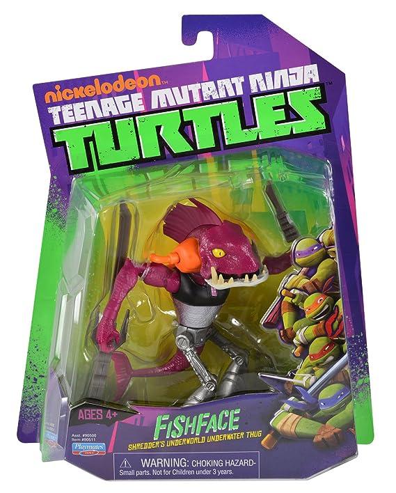 Tortugas Ninja Teenage Mutant Ninja Turtles - Figura de Fish Face