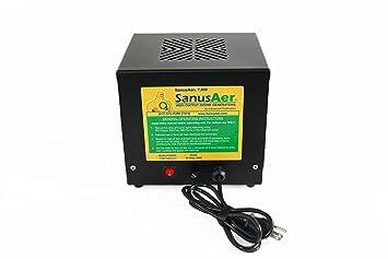 Review SanusAer 7000mg/Hour Professional O3