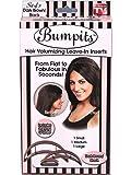 Bumpits 21429 Hair volumizing Leave-in Inserts, Dark Brown/Black