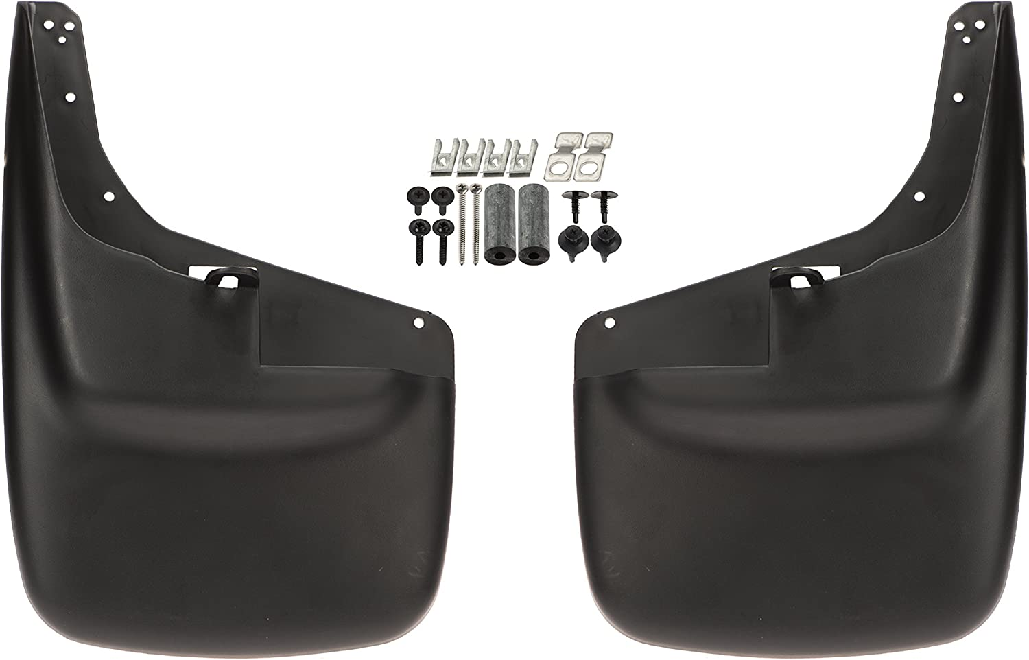 Genuine Ford 8C3Z-16A550-DB Mud Flap Kit