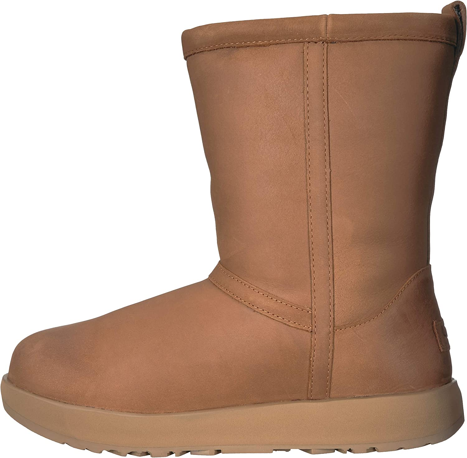 UGG Classic Short Leather Waterproof