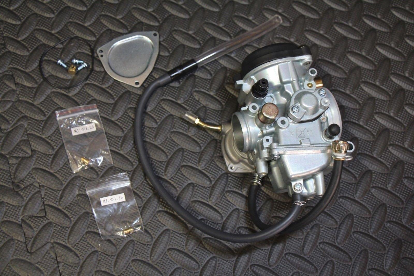 NEW Yamaha Big Bear 400 Kodiak Wolverine carburetor carb ATV ships from Michigan by vitos performance (Image #1)