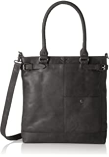 Zip Bag, Womens Satchel, Braun (Rust), 25x28x31 cm (B x H T) Sansibar