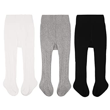 e0bd2a8eb7de4 Amazon.com: CozyWay Baby Tights Toddler Leggings Pantyhose for Baby ...