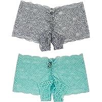 eb002f5f2ef Amazon Best Sellers  Best Women s Boy Short Panties
