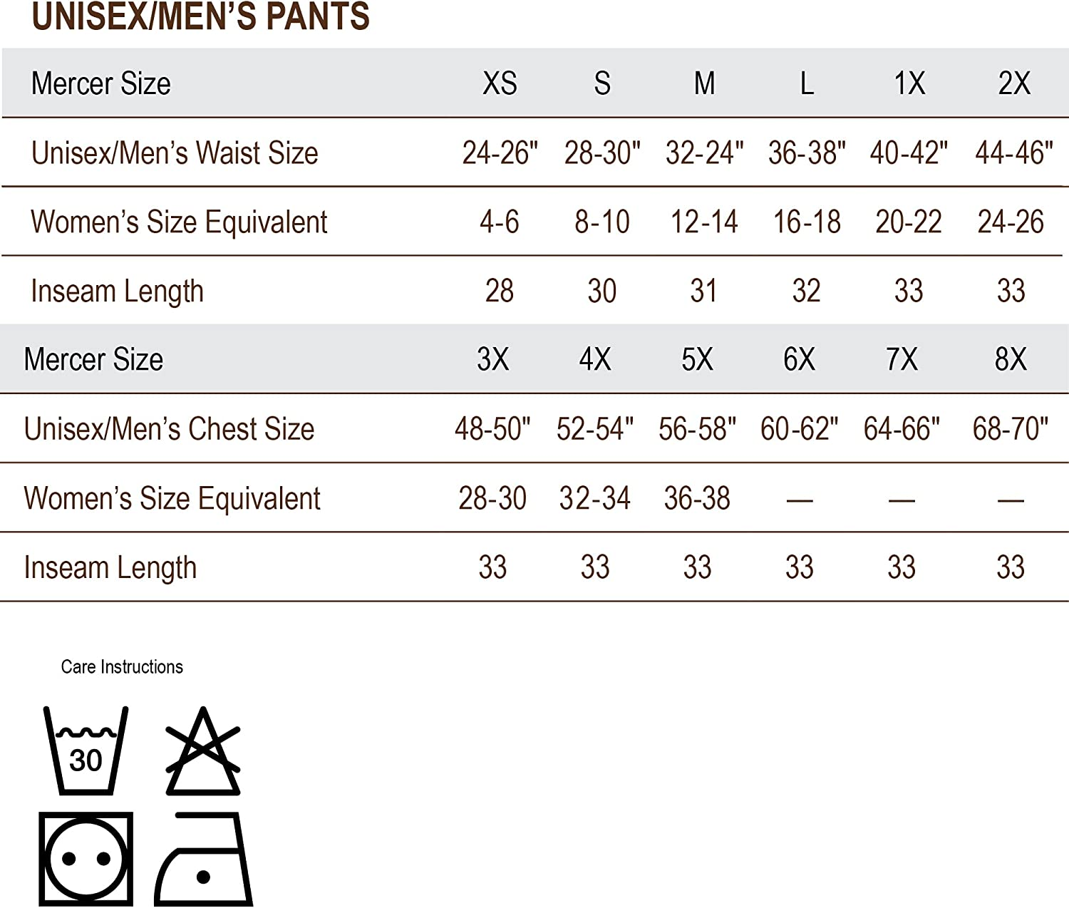 Mercer Culinary M61050HT5X Genesis Unisex Chef Pants in Hounds Tooth Black//White 5X-Large