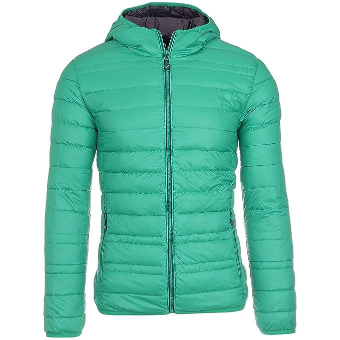 CMP Daunenjacke Herren warm mit Kapuze in vielen Farben erhältlich. Futter 90% Daune 10% kleine Federn Windstopper Wandern Outdoor Freizeit Piumo