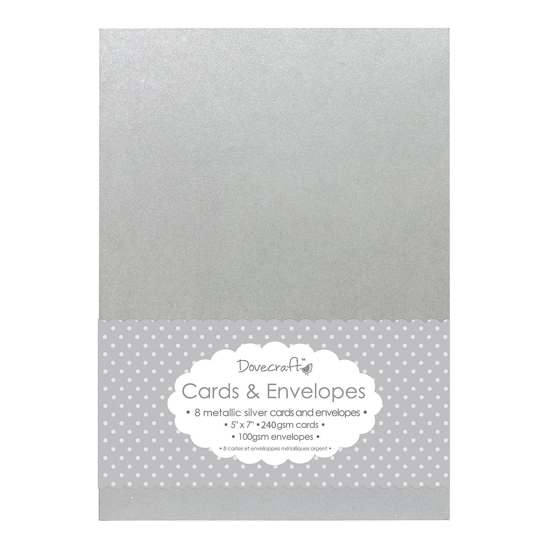 Dovecraft Essentials - Silver Metallic 5